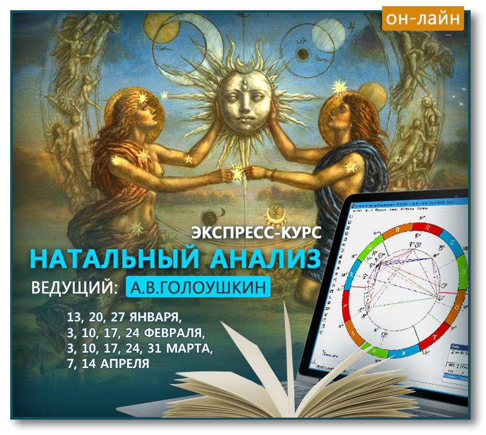 Экспресс-курс натальной астрологии